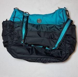 Lululemon gym or yoga bag
